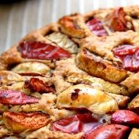 En smule sunnere eplekake med vanlige ingredienser