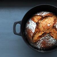 Sunn latmannsbakst - Eltefritt grovbrød med spelt