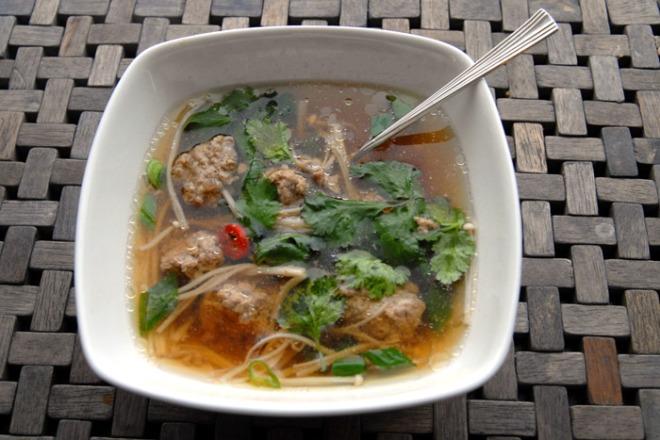 Deilig suppe med få ingredienser. Foto: Lise von Krogh