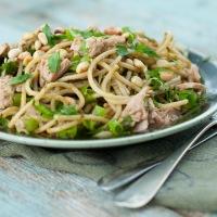 15 minutters middag - sunn pasta med tunfisk