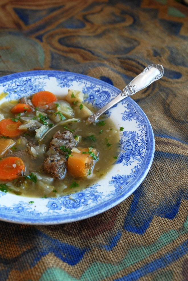 Suppen smaker enda bedre dagen etter. Foto: Lise von Krogh