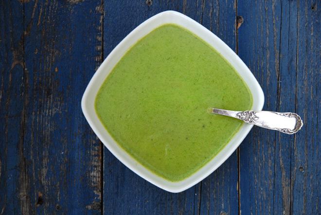 Lettvint og sunn suppe. Foto: Lise von Krogh