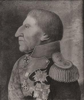 Georg Frederik von Krogh (1732).