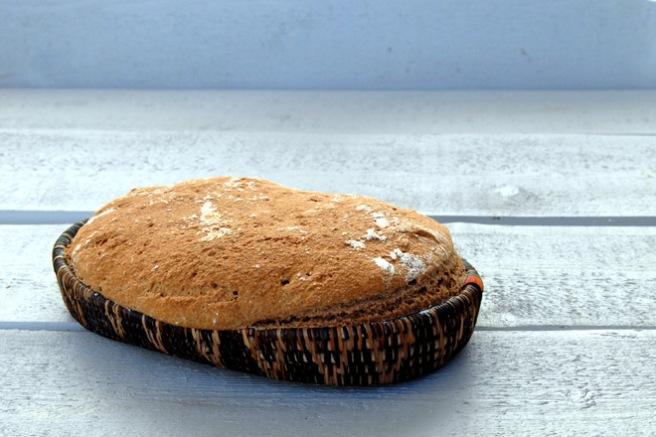 Ikke fullt så luftig som loffen, men mer smak og næring. Foto: Lise von Krogh