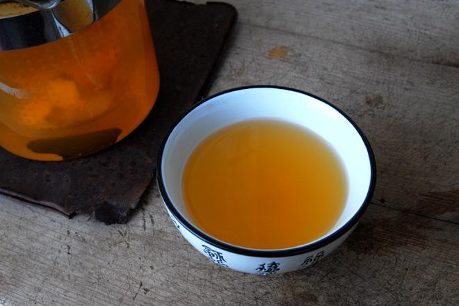 Aromatisk, koffeinfri og sukkerfri te. Foto: Lise von Krogh