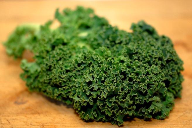 Grønn og naturlig helsekost. Foto: Lise von Krogh.