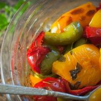 Antioksidantmat - Ovnsbakt paprika