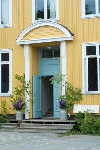 Velkommen til Kjøkkenhagen. Foto: Lise von Krogh.