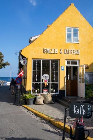 Mermaid's vingummi på Bornholm. Foto: Lise von Krogh