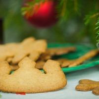 Julekongen-pepperkaker med fem kryddere