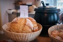 Godt brød på bakeriet. Foto: Lise von Krogh ©