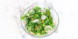 Fersk salat. Foto: Lise von Krogh ©