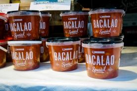 Bacalao selvfølgelig! Foto: Lise von Krogh.
