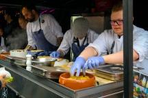 Har du prøvd nachos på vafler? Foto: Lise von Krogh.