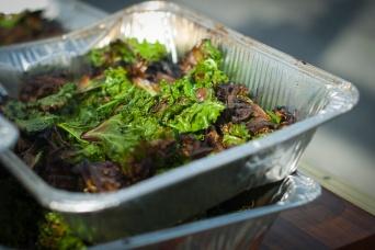Grønnkål er et must. Foto: lise von Krogh ©